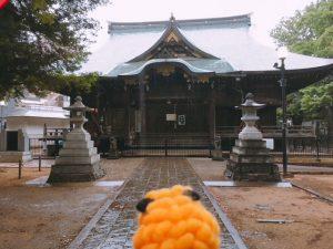 池袋にある噂の子宝神社「雑司ヶ谷 鬼子母神堂」へ! ~境内編~