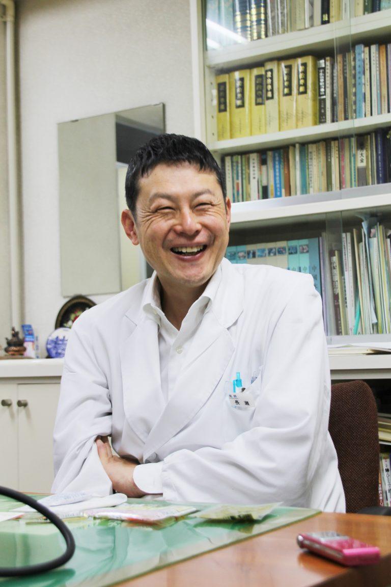 〈吉祥寺中医クリニック〉の長瀬眞彦先生